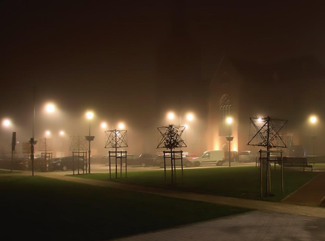 Verledding en slimme technologie zorgen voor een beter verlichtingsplan voor onze gemeente